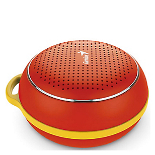 Parlante SP906 Bluetooth Rojo