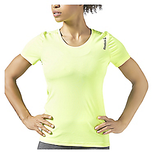 Polo Running Mujer Essentials Short Sleeve Tee