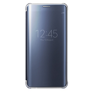 Clear View Cover Galaxy S6 Edge Plus Azul