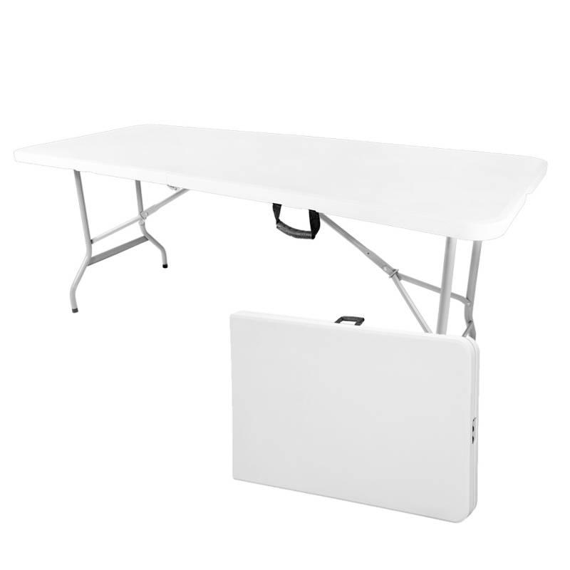 NORTHWEST - Mesa rectangular plegable 180cm