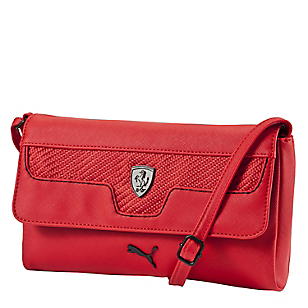 Cartera Ferrari ls Small Satchel