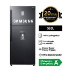 SAMSUNG - Refrigeradora 526 lt RT53K6541BS/PE Negro Inox