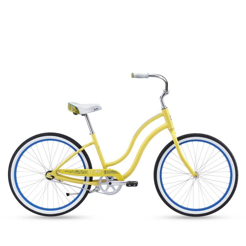 GIANT - Bicicleta Simple SW F M Amarillo