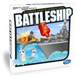 HASBRO GAMES - Juego de Mesa Battleship