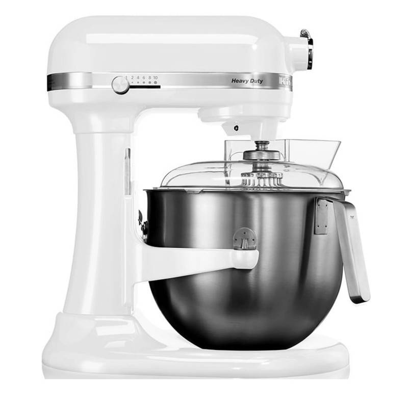 KITCHENAID - Batidora Heavy Duty Blanco 6.9 L