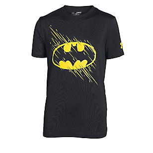 Camiseta Manga Corta Team Batman Ss