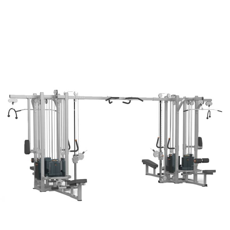 IMPULSE - Minigimnasio 8 Stack Multistation