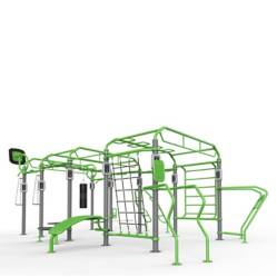 Mini Gimnasio All-round Training System