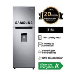 Refrigeradora 318 lt RT32K5730S8 Silver