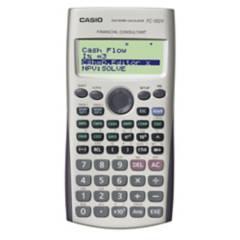 CASIO - Calculadora Financiera FC-100V