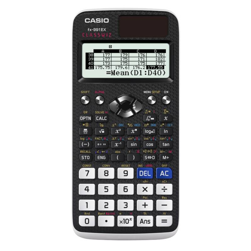 CASIO - Calculadora Científica FX-991 EX