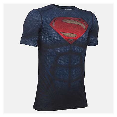 decoraciones de la sala de superman Camisa Superman Marga Corta 1275496 410 Under Armour