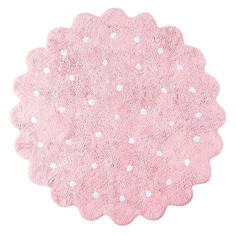 Alfombra lorena canals galletita rosado for Alfombras falabella
