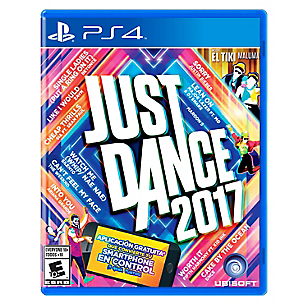 Juego Just Dance 2017 PS4