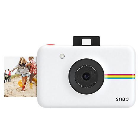 Cámara Instantánea Polaroid Snap Blanca - Falabella.com a329649e7c