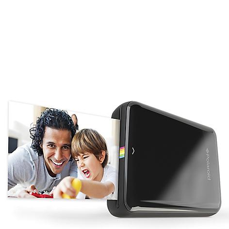 Zip Impresora Instantánea Polaroid Negra - Falabella.com ce61c9c8cb
