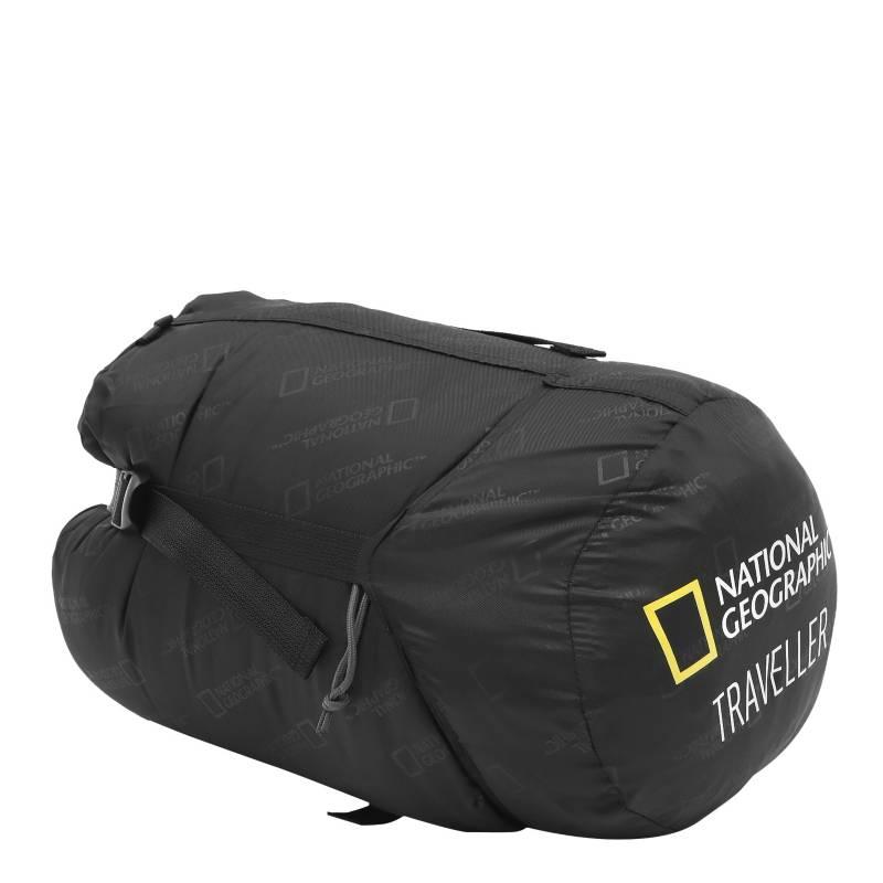 NATIONAL GEOGRAPHIC - Bolsa de dormir Traveler Verde Nat Geo
