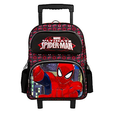 Ruedas Spiderman Con Con Spiderman Mochila Mochila Ruedas Mochila Pgqxwx