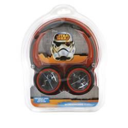 SAKAR - Audífonos Star Wars Style Darth Vader
