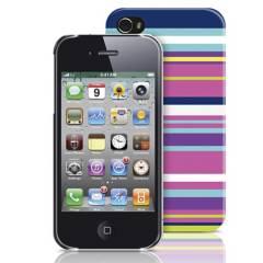 MERKURY - Carcasa para iPhone 4/4S PC Muticolor
