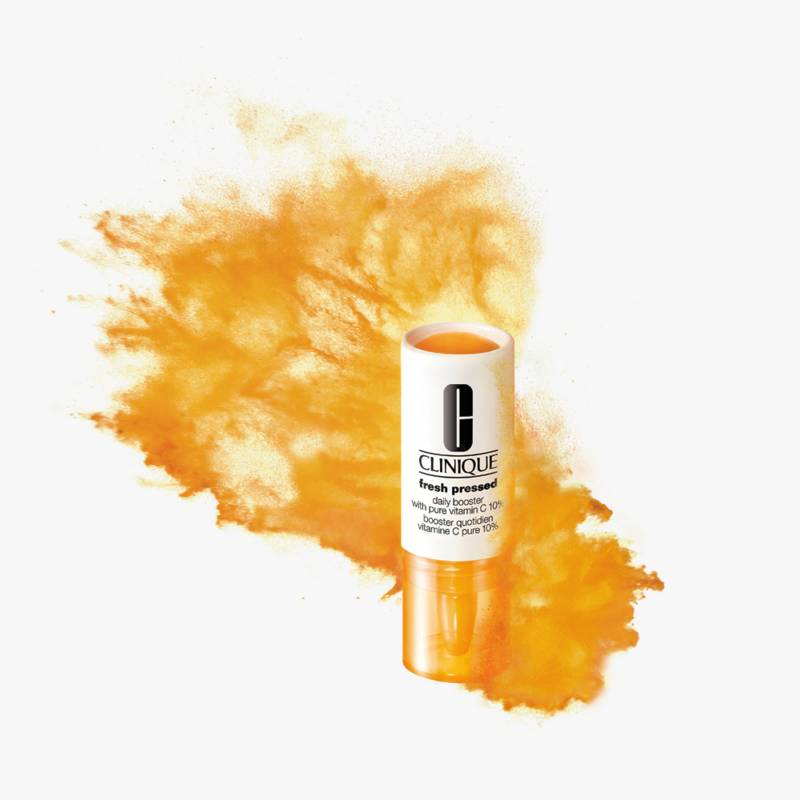 CLINIQUE - Fresh Pressed: Kit Vitamina C Booster + Jabón en Polvo