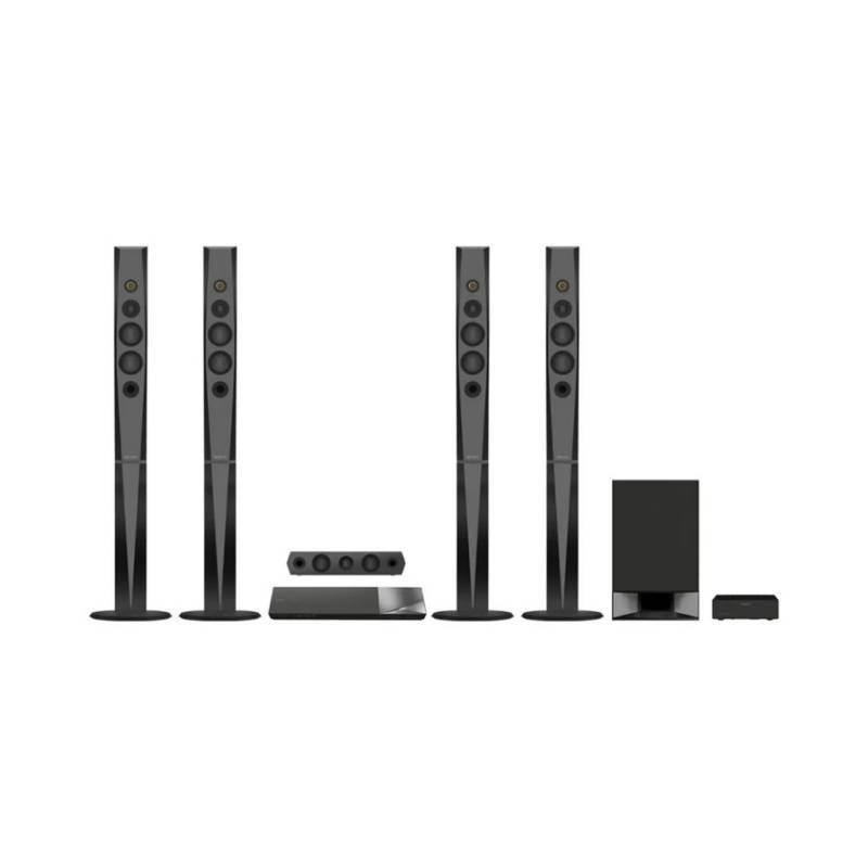 SONY - Home Theater Premium con Blu ray y Bluetooth BDVN9200W