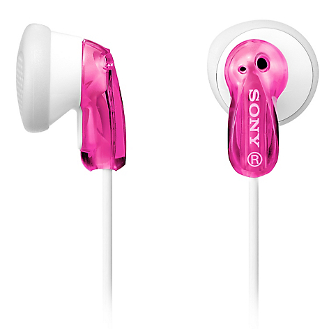 Audífonos In-Ear MDR-E9LP Rosado