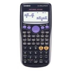 CASIO - Calculadora Estándar Fx350la Plus