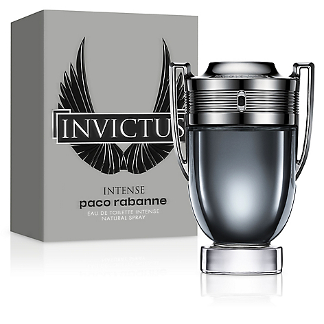 53ebd38dc Fragancia Paco Rabanne Hombre Invictus Intense EDT 100 ml ...