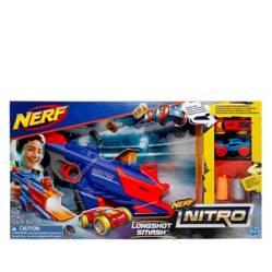 NERF - Set Nitro Longshot Smash