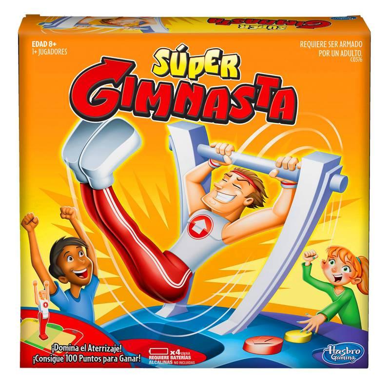 HASBRO GAMES - Súper Gimnasta