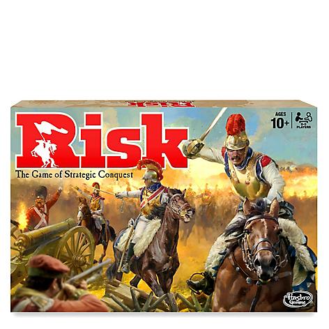 Juego De Mesa Hasbro Games Risk Clasico Falabella Com