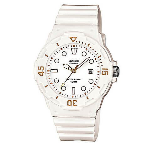 200h Lrw 2e2 Blanco Casio Reloj Mujer rQxWdoeEBC