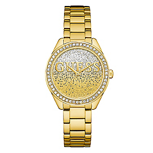 Reloj Guess Mujer Acero Inoxidable Dorado Falabella Com