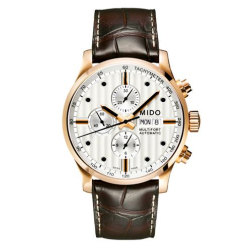 img · MIDO. Reloj Hombre Cuero Marrón 70e49545b780