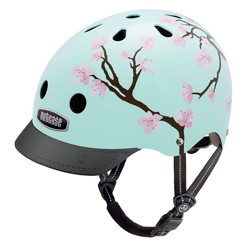 NUTCASE - Casco Urbano Street 3G Cherry Blossom Talla M