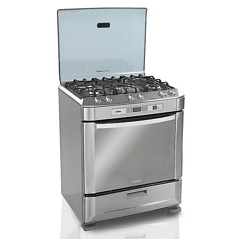 Cocina mabe 5 hornillas ingenious769px0 inox for Falabella cocinas
