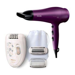 Alisadora Essential Care + Secadora de Cabello Philips - Falabella.com 6619dc0b13df