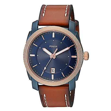 21c1d454e801 Reloj Fossil Hombre Cuero Marrón - Falabella.com