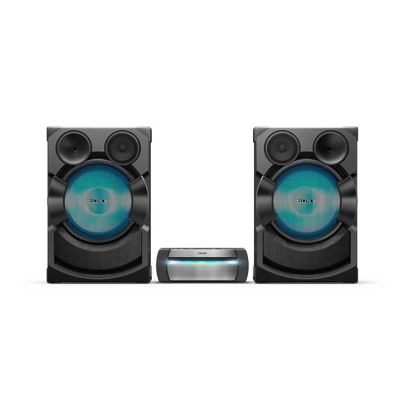 SONY - Equipo de Sonido Sony SHAKEX70 DVD Karaoke