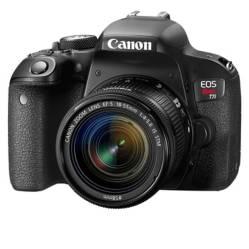 CANON - Cámara Fotográfica EOS T7i 18-55 24,2 MP
