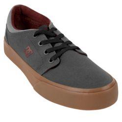 Zapatos negros DC Shoes Pure infantiles talla 37