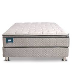 BEAUTYREST SIMMONS - Cama Box Tarima Beautysleep Erica Luxury Firm 2 Plz