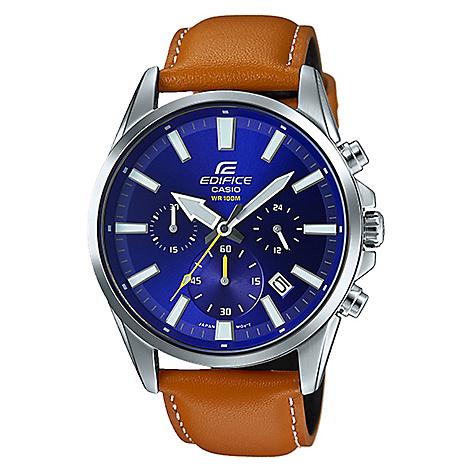 4bc3ce656aaa Reloj Casio Hombre Acero Marrón - Falabella.com