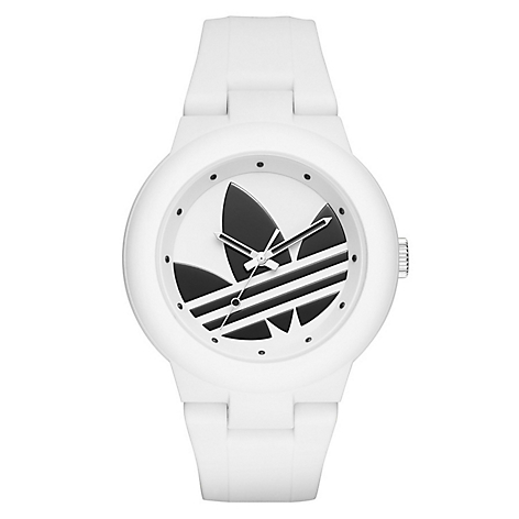 Reloj Adidas Mujer Silicona Blanco