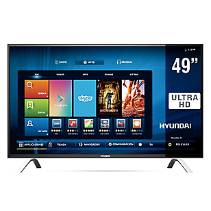 LED Smart HYLED4994K 4k Ultra HD 49