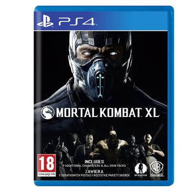 JGO PS4 MORTAL KOMBAT XL