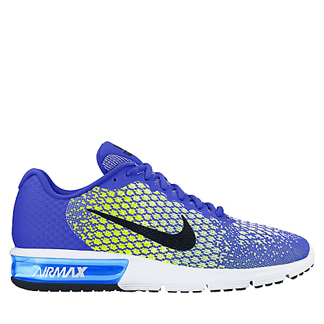 nike air max sequent 2 azul