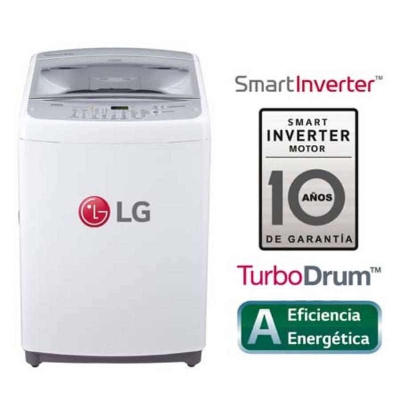 LG - Lavadora TS1604NW 16 kg Blanco