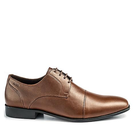 Dauss Zapatos Vestir Hombre Cuero Marrón Pasador QCerBWdxo